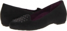 Black VIONIC with Orthaheel Technology Chelsea Casual Flat for Women (Size 7)