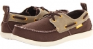 Crocs Walu Canvas Deck Shoe Size 12