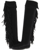 Over-The-Knee Fringe Boot Women's 6