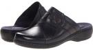 Navy Leather Clarks England Leisa Sahara for Women (Size 5.5)