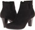 Black Nubuck La Canadienne Dana for Women (Size 5)