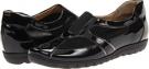 Black Patent/Black Perforated Nabuk Sesto Meucci Jaden for Women (Size 7)