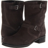 Moka Suede La Canadienne Courtney for Women (Size 5)