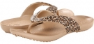 Crocs Kadee Leopard Print Flip Flop Size 11