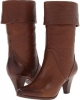 Cognac Soft Vintage Leather Frye Romy Slouch for Women (Size 8)