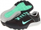 Dark Charcoal/Dusty Grey/Green Glow Nike Zoom Wildhorse GTX for Women (Size 5)