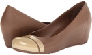 Cap Toe Wedge Women's 5