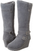 Charcoal Bearpaw Lombard for Women (Size 8)