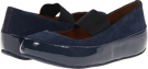 Super Navy FitFlop Due M-J for Women (Size 4)