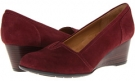 Crimson King Suede Softspots Marsha for Women (Size 7)