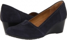 Winter Blue King Suede Softspots Marsha for Women (Size 7)