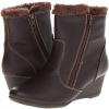 Dark Brown Everest Softspots Odele for Women (Size 7)