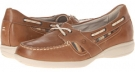 Brown Leather Aravon Jillian for Women (Size 7)