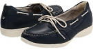 Navy Leather Aravon Jillian for Women (Size 7)