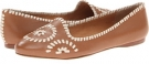 Cognac/Bone Jack Rogers Waverly for Women (Size 5)