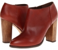 Cognac Leather Steven Sandra for Women (Size 7)