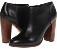 Black Leather Steven Sandra for Women (Size 7)