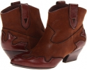 Rust Santos Suede/Echo/King Suede Isola Odin for Women (Size 7)