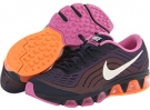 Obsidian/Red Violet/Atomic Orange/Sail Nike Air Max Tailwind 6 for Women (Size 5.5)