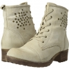 Khaki Suede Bare Traps Tifany for Women (Size 8.5)