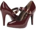 Burgundy Patent Gabriella Rocha Cantara for Women (Size 7)