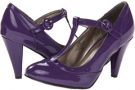 Purple Patent Gabriella Rocha Cynthia for Women (Size 7)