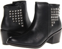 Black Leather Matisse Studly for Women (Size 5.5)