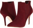 Burgundy Nubuck Steven Marshha for Women (Size 7)