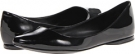 Black Patent Synthetic Nine West SpeakUp for Women (Size 7)