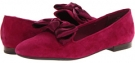 Red Suede Nine West Luxah for Women (Size 7)