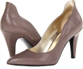 Grey Leather Nine West Palmer for Women (Size 7)