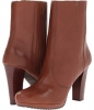 Cognac/Brown Leather Nine West Perusha for Women (Size 8.5)