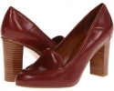 Cognac Leather Nine West Zasha for Women (Size 7)