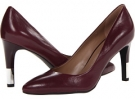 Mulberry Leather Franco Sarto Mandolin for Women (Size 7)