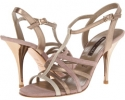 Blush Woven Nappa BRUNO MAGLI Amaelle for Women (Size 7)