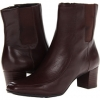Brown/Cognac Leather Bandolino Daly for Women (Size 5)