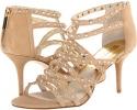MICHAEL Michael Kors Maddie Jeweled T Strap Size 7.5