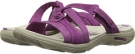 Dark Purple Merrell Sway Nubuck for Women (Size 5)