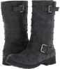 Hazel Stud Motorcycle Boot w/ Studs Women's 7