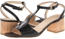 Black Cole Haan Luci Low Sandal for Women (Size 10)