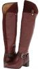 Dark Brown Multi Leather Nine West Devendra for Women (Size 7)