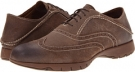 Tan Suede Hush Puppies FIVE-Brogue for Men (Size 11)