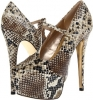 Beige Snake Luichiny Ma Tilda for Women (Size 7)