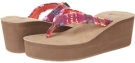 Sanuk Fraidy Cat Wedge Size 7