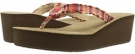 Fraidy Cat Wedge Women's 5