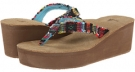 Sanuk Fraidy Cat Wedge Size 11