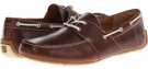 Brown Full Grain Born Draper for Men (Size 8)