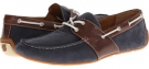 Navy/Brown Born Draper for Men (Size 8)