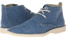 Sperry Top-Sider The Harbor Chukka Canvas Size 8.5