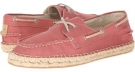 Sperry Top-Sider Espadrille 2-Eye Canvas Size 9